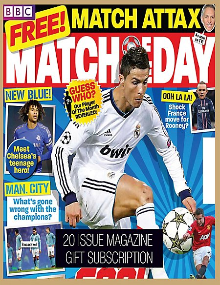 Match of the day subscription offer