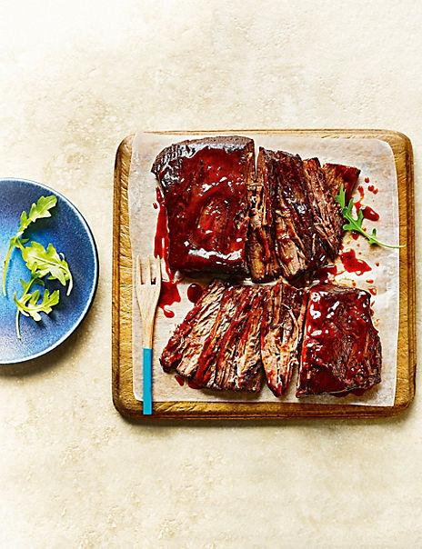 Barbecue Beef Brisket (Serves 4)