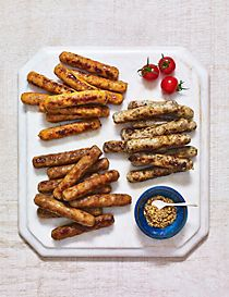 Mediterranean Sizzler Selection - 24 Pieces