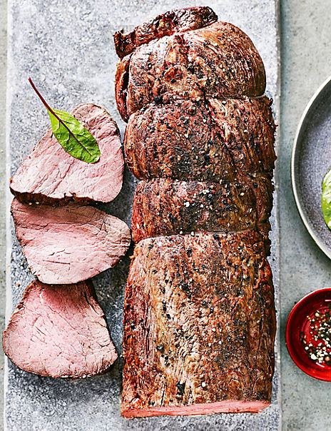 Whole Fillet of British Beef (Serves 10)