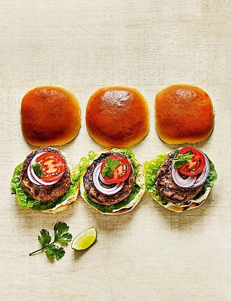 Best Ever Burgers (8 Pieces)