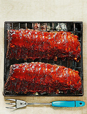 2 Racks of BBQ Ribs (Serves 4) - Last Day to Collect 6th September