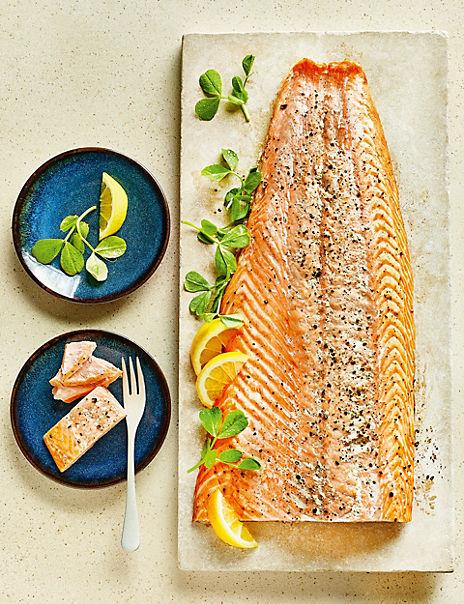Scottish Lochmuir™ Side of Salmon (Serves 8)