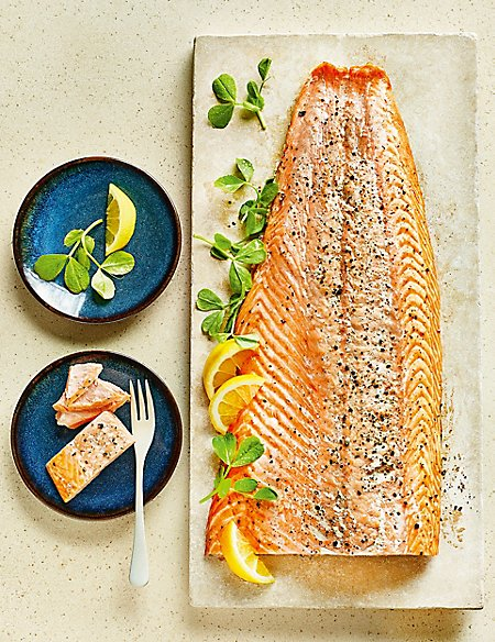 Scottish Lochmuir™ Side of Salmon (Serves 8)