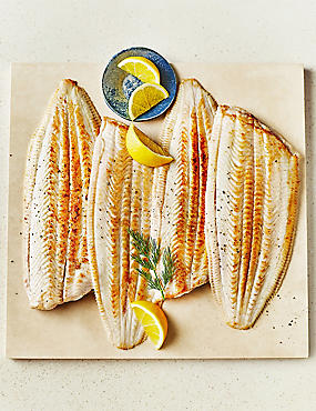 Dover Sole (4 Pieces)