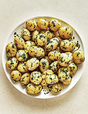 New Potatoes & Herbs (Serves 6-8)