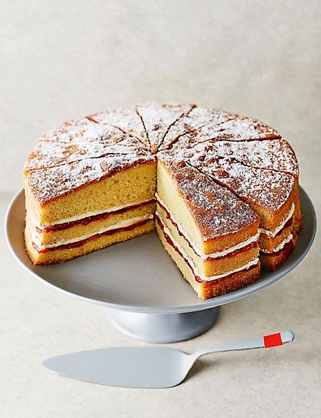 Triple-Layer Victoria Sandwich (Serves 14)