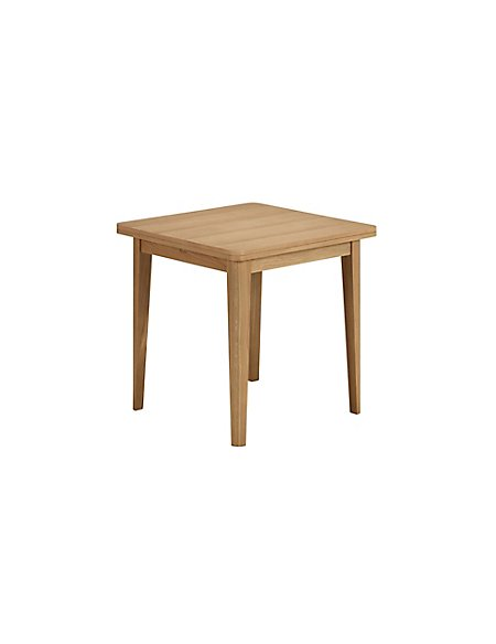 Jakob Square Extending Dining Table