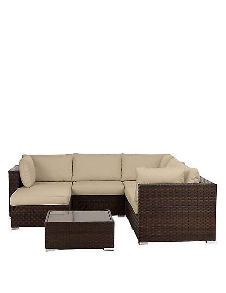 Santorini Sofa Cube Set