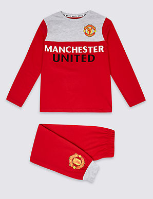 110a5ca762447 Manchester United™ Pyjamas (3-16 Years) | M&S