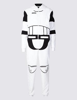 53d16ecf5 Mens Star Wars™ Stormtrooper Onesie   M&S Collection   M&S