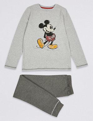 72a9ba9e Mickey Mouse™ Pyjamas (1-16 Years) | M&S