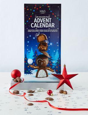 Milk Chocolate Treats Advent Calendar M S