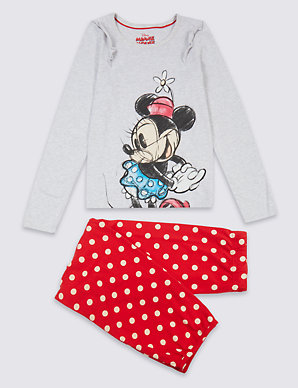 c9003188a0 Minnie Mouse™ Pyjamas (1-16 Years)   M&S