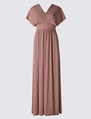 f266d67878738 Multiway Strap Maxi Dress | M&S Collection | M&S