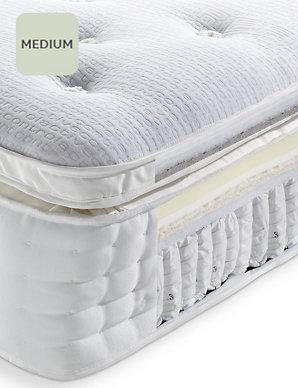 meet ef8f5 2a900 Natural Latex Pillow Top Mattress