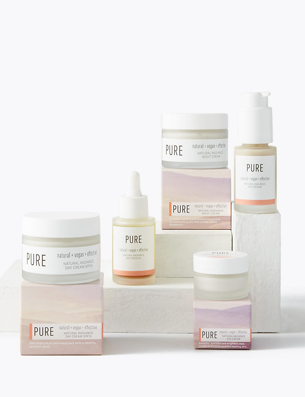 Pure eye cream