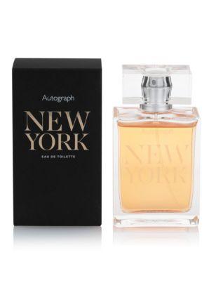 new yorker parfym