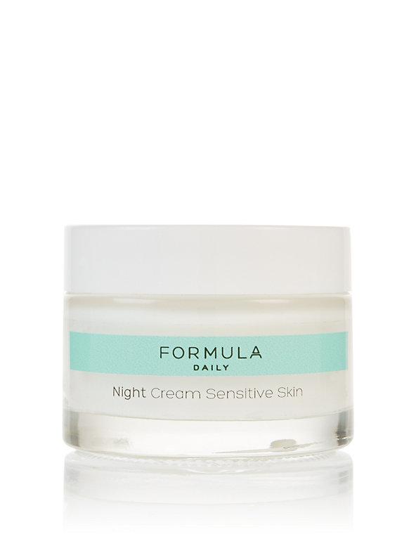 50ml Soothing Night Cream – Sensitive