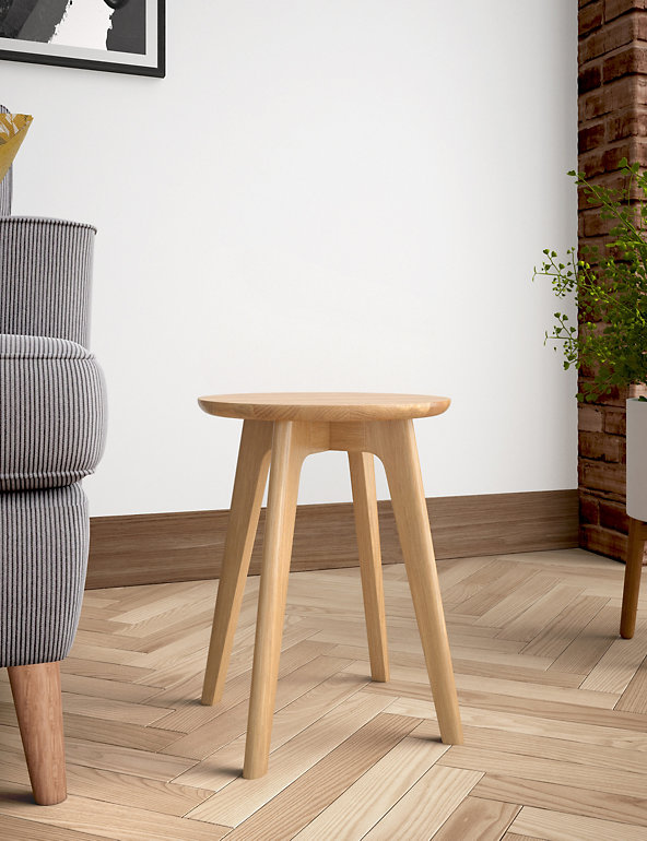 Nord Stool Side Table M S