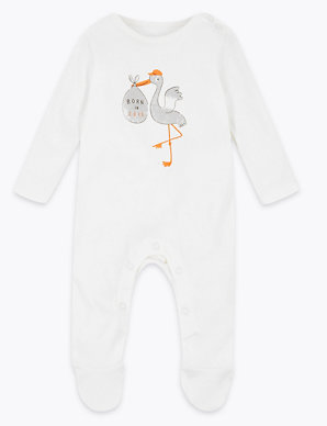 Sleepwear Clothes, Shoes & Accessories Tu Baby Pajamas Up To 3 Months Refreshing And Beneficial To The Eyes