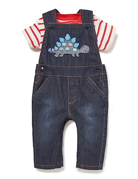 Dandy Patches Dungarees