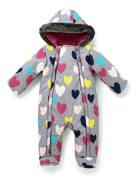 Heart Snowsuit with Stormwear™