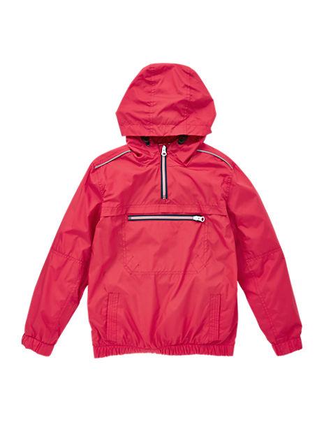 Hooded Mac with Stormwear™ (5-14 Years)