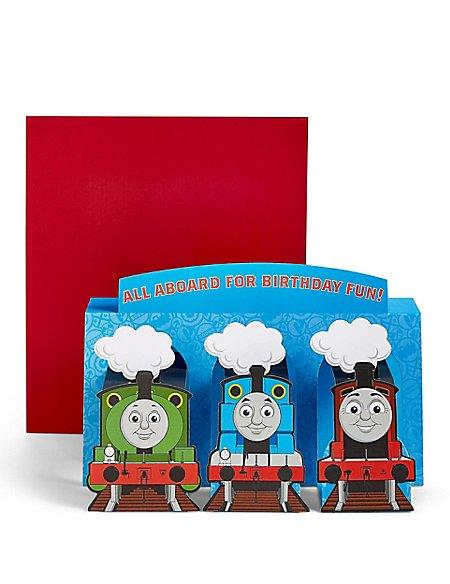 Pop-Up Thomas & Friends™ Birthday Card