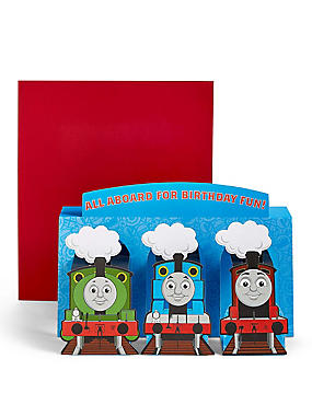 Pop-Up Thomas & Friends™ Birthday Card