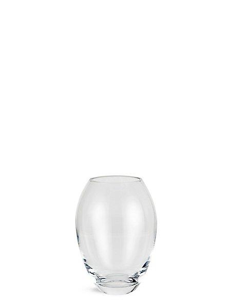 Poppy Short Vase