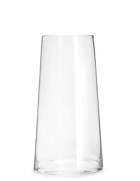 Large Conical Vase