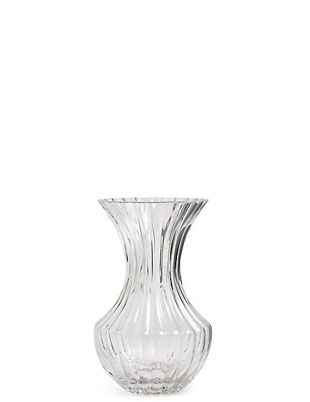 Medium Ridged Vase