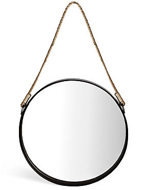 Saloon Round Mirror