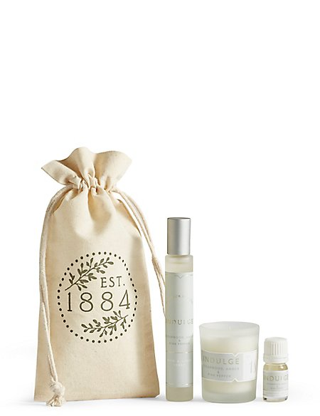 Indulge Travel Gift Set