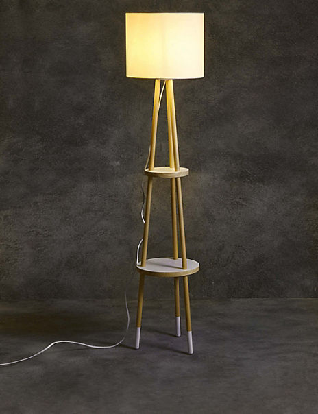 Shelves Floor Lamp