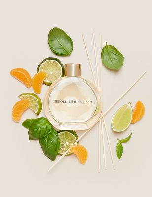 neroli,-lime-&-basil-100ml-diffuser by marks-&-spencer
