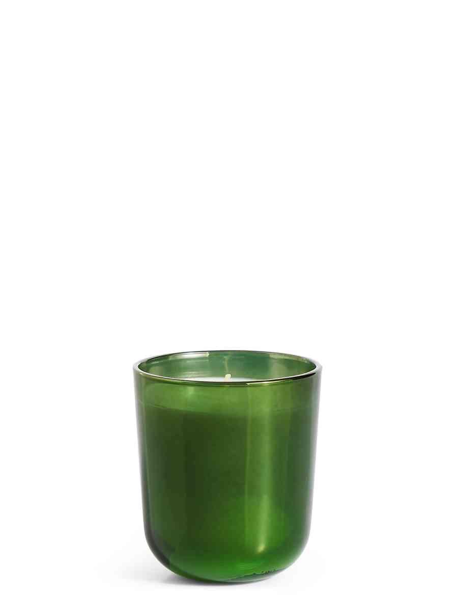 Mistletoe Fir Single Candle Ms