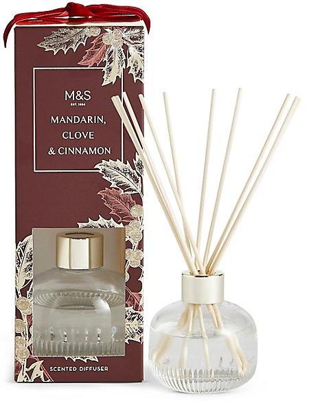 Mandarin, Cinnamon & Clove 100ml Diffuser