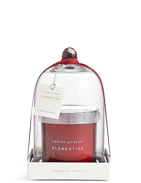 Clementine Cloche Candle
