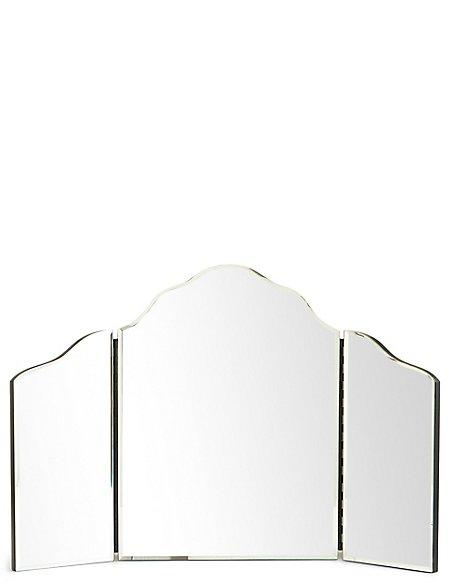 Bevelled Edge Dressing Table Mirror
