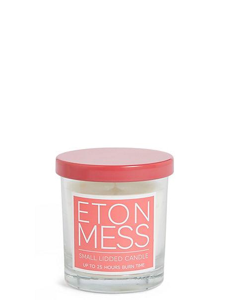 Eton Mess Candle