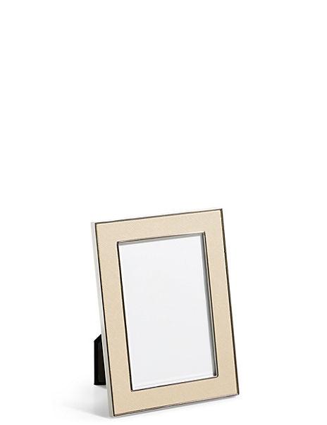 Ava Textured Single Photo Frame 10 x 15cm (4 x 6 inch)