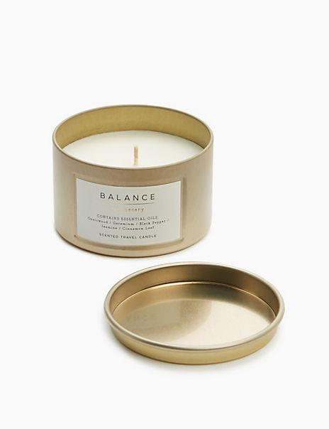 Balance Travel Candle
