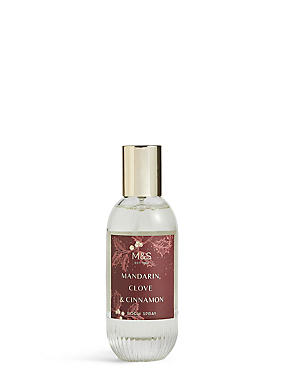 Mandarin, Cinnamon & Clove Room Spray