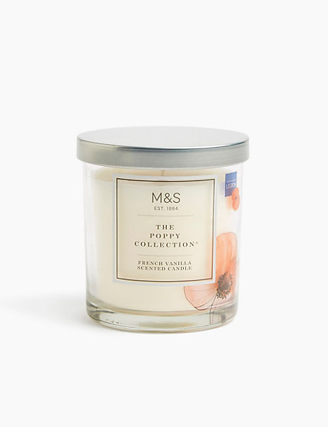 The Poppy Collection® French Vanilla Candle