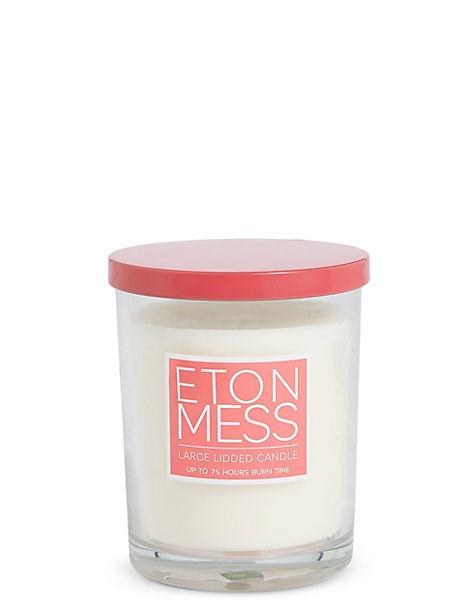 Eton Mess Large Candle