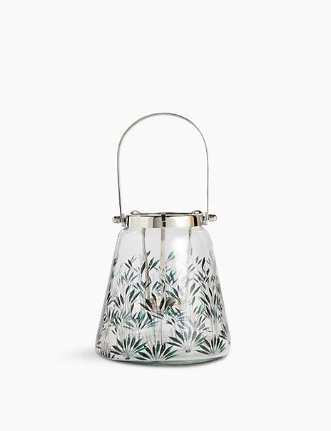 Leaf Decal Lantern