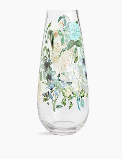Amelie Decal Vase