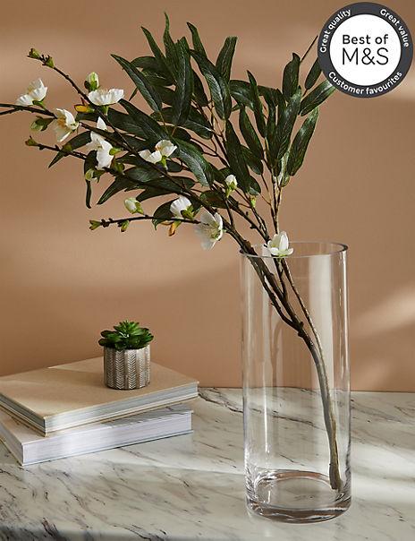 Large Cylinder Vase